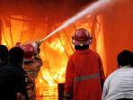 Ilustrasi Kebakarans