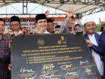 Deklarasi Damai Empat Pasang Calon Bupati Kabupaten Tangerang