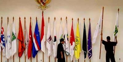 Bendera Partai Politik