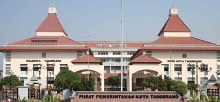 Gedung Pemkot Kota Tangerang
