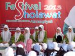 FESTIVAL SHOLAWAT OKE