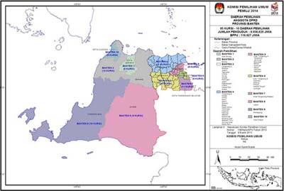 Dapil DPRD Banten