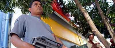 Gangster Meksiko