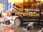 Ilustrasi mobil e-KTP Keliling.(dok)