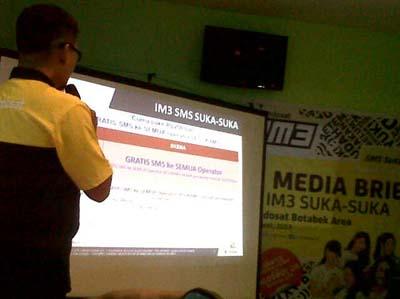 SMS Suka-Suka Indosat