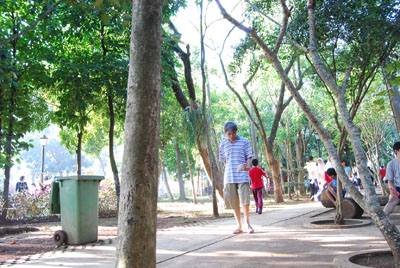 Taman Kota Tangsel