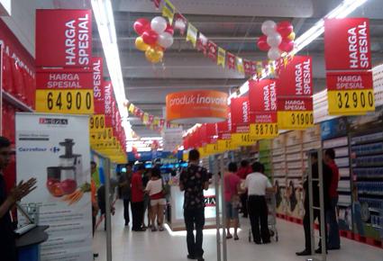 Carrefour Supermal Karawaci Tangerang