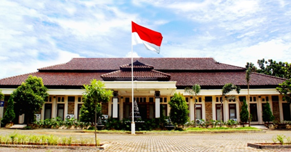 Gedung DPRD Tangsel