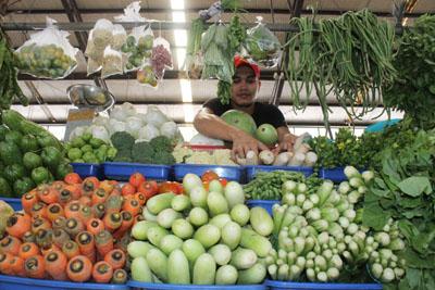 Pedagang Pasar 8