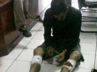 Pelaku Perampokan dan Pemerkosaan di Ciputat