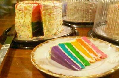 Biteme Rainbow Cake