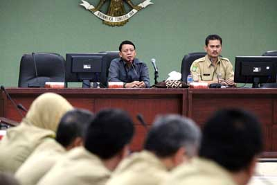 Dialog Walikota Dengan Kepala Sekolah se-Kota Tangerang