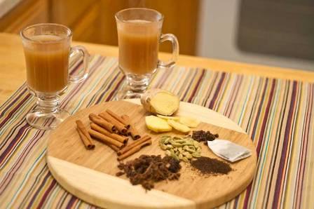 Masala Tea India