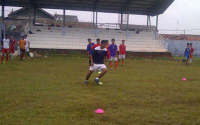 Tim sepakbola Popnas Banten