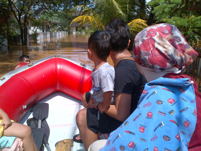 Banjir Cireundeu