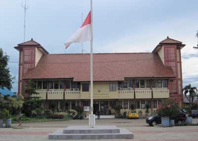 Gedung Pemkot Tangerang Selatan