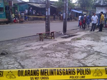 Penembakan Polisi Ciputat