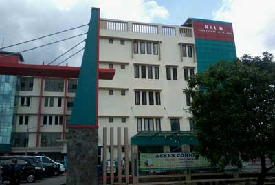 RSUD Kota Tangerang Selatan