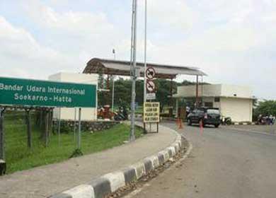 Pintu M1 bandara
