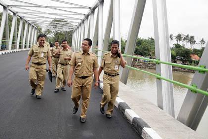 Jembatan Pintu Air 10 Kota Tangerang