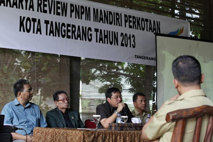 PNPM Kota Tangerang