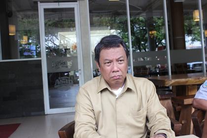 Wakil Walikota Tangsel Benyamin Davnie