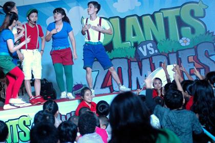 Zombie Liwo Alam Sutera