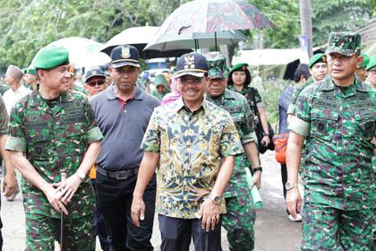 TNI Peduli Banjir