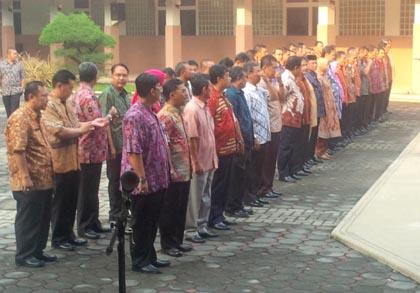 Mutasi Pejabat Kota Tangerang