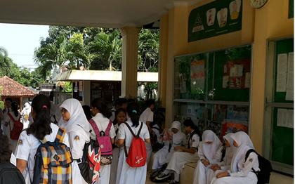 UN SMP Tangsel