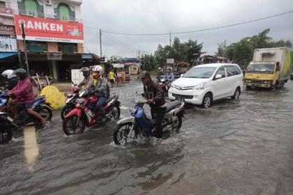 Banjir Ciledug Indah