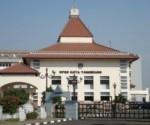 Gedung DPRD Kota Tangerang.(bbs)