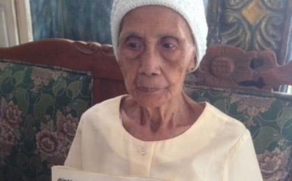 Nenek Fatimah