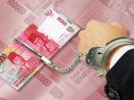Tersangka Korupsi Mobil Damkar Tangerang