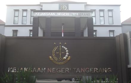 Kejaksaan Negeri Tangerang.(bbs)