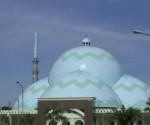 Masjid Raya Al Adzhom.(bbs)
