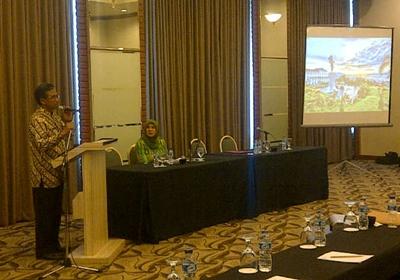 Rapat Fasilitasi Pembinaan DOB di Jakarta.(hms)
