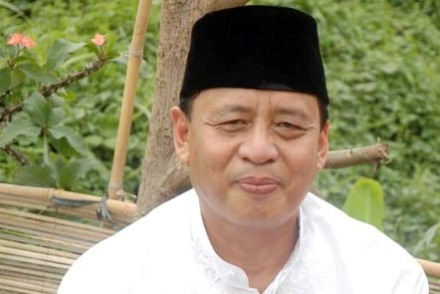 Anggota DPR RI Wahidin Halim.(bbs)