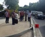 Sidak Dewan U-turn Jalan MH Thamrin Tangerang