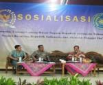 Sosialisasi Empat Pilar Kebangsaan UMT