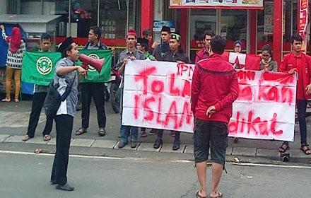 Tolak ISIS di Tangerang