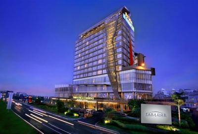 Atria Hotel & Conference Gading Serpong. (dok)