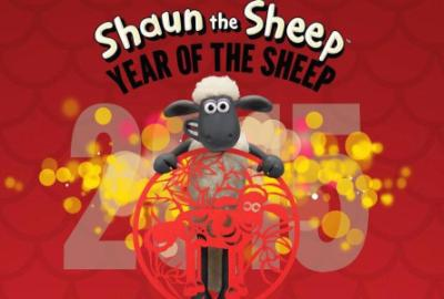 Shaun The Sheep.(hms)