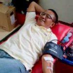 Meriahkan HUT, PNS Pemkot Tangerang Donor Darah