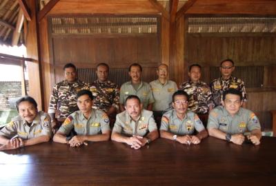 Pengurus FKPPI Kota Tangsel.(kie)