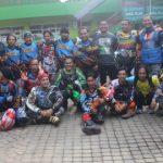 Komunitas Anak Serpong Trail, Tetap Utamakan Safety Riding