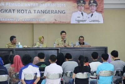 Program pertukaran pemuda di Kota Tangerang.(nai)
