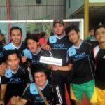Pokja Wartawan Harian Tangerang Ikuti Walikota Bekasi Cup