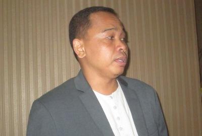 Politisi Gerindra, Taufik MA.(one)