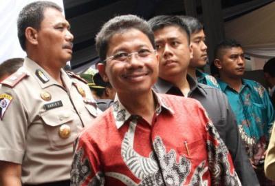 Wakil Walikota Tangerang, Sachrudin.(bbs)